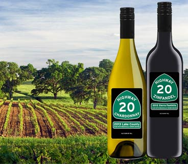 Photo for: Highway 20 Wines