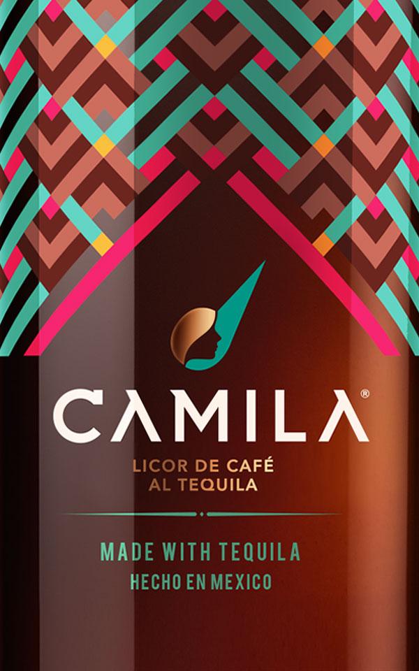 CAMILA LICOR DE CAFE AL TEQUILA