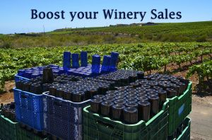 Photo for: Exploring the Bulk Route to Boost your Winery's Sales