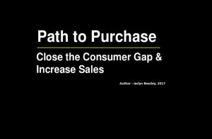 Photo for: Path to Purchase