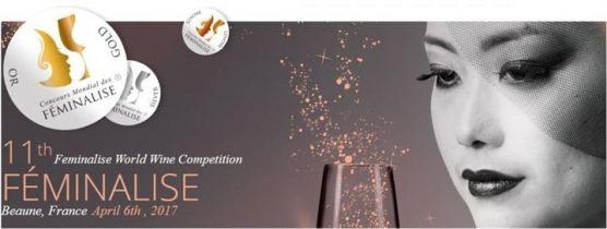 Photo for: Feminalise World Wine Competition 2017