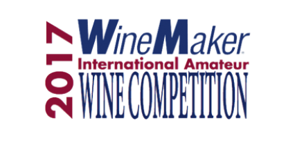 Photo for: WineMaker International Amateur Wine Competition 2017