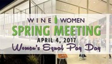 Photo for: Wine Women Spring Meeting 2017