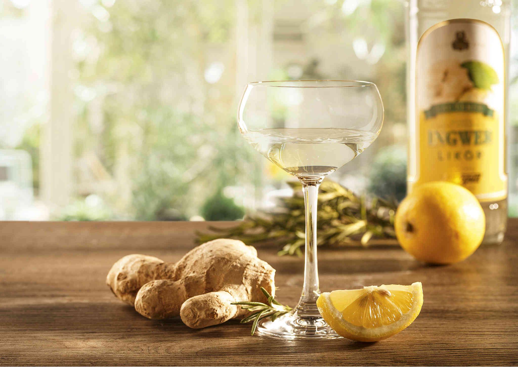Ingwer Ginger Liqueur