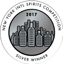 Silver, New York International Spirits Competition, New York
