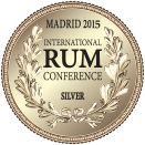 Silver, International Rum Conference, Madrid