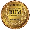 Double Gold, International Rum Conference, Madrid