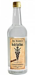 Photo for: Doc Brown Really Bad Rum (SILVER)
