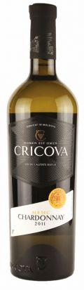 Photo for: Cricova Chardonnay, white dry