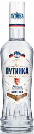 Photo for: PUTINKA - VODKA OF RUSSIA