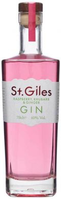 Photo for: ST. GILES RASPBERRY, RHUBARB & GINGER GIN