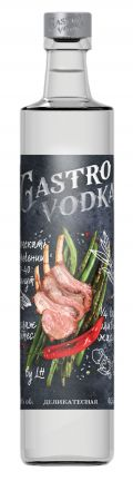 Photo for: GASTRO VODKA GOURMET