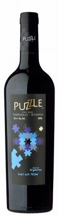 Photo for: PUZZLE (Tempranillo 60% - Bonarda 40%)