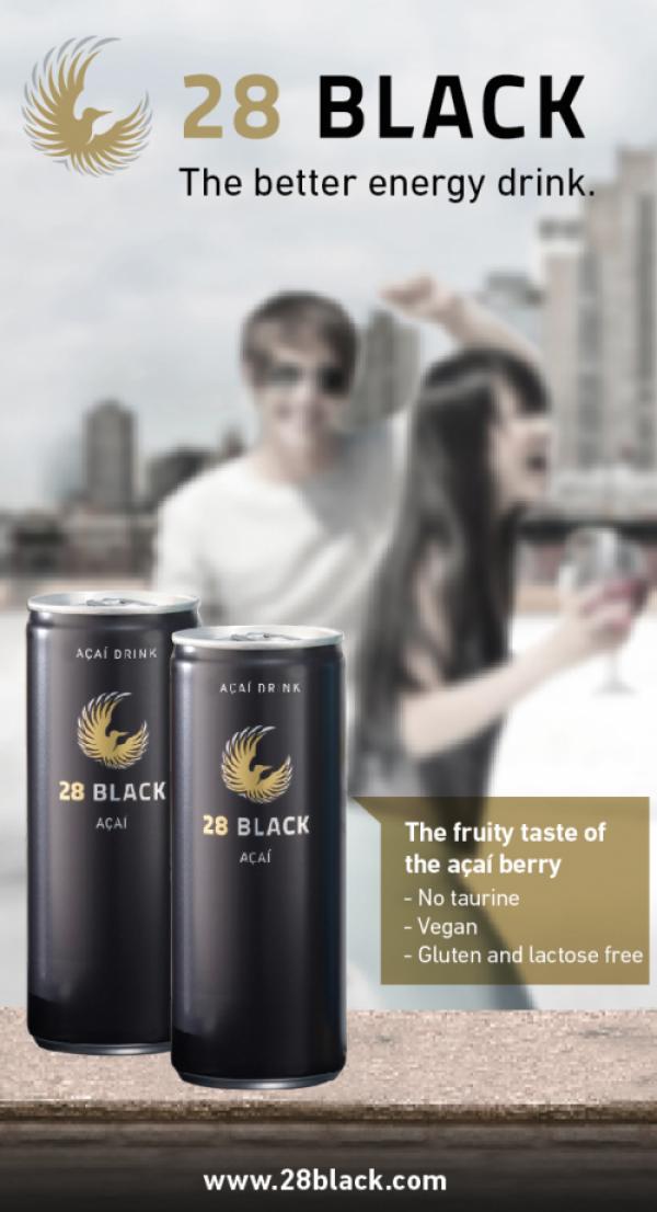 28 Black Acai Non-Alcoholic Beverage from Germany seeking