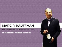 Photo for: Meet Marc R. Kauffman - Noted Celebrity Sommelier, CS, CSW