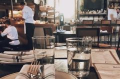 Photo for: National Restaurant Association Issued Guidelines For Reopening Restaurants