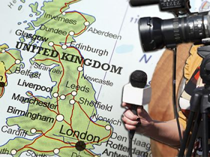 Photo for: What the UK media is looking for in your story