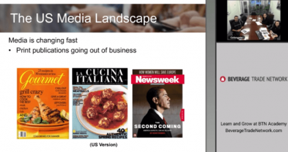 Photo for: The Changing Media Landscape in the US