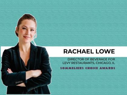 Photo for: In Conversation with Beverage Director - Rachael Lowe