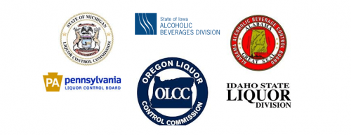 Photo for: Liquor Control States In United States