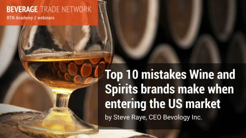 Photo for: Top 10 Mistakes Wine and Spirits brands make when entering the US Market