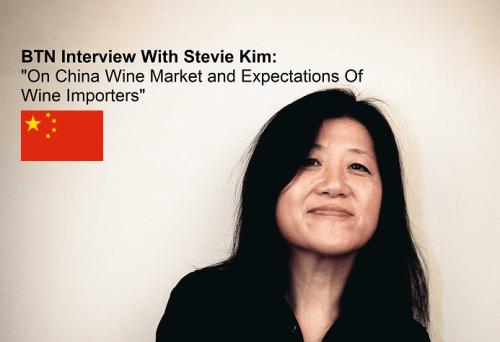 Photo for: Interview With Stevie Kim: Expectations Of China Wine Importers