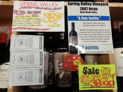 Photo for: How Wineries, Breweries and Distilleries can increase sales at the retail level: Exploring POS merchandising