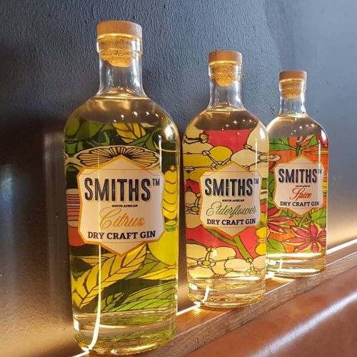 New South African Dry Craft Gin - hospitality-industry
