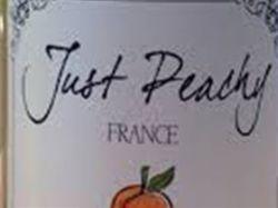 Just peachy wine claudia jordan