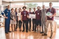Photo for: Fine wine app wins top prize at app camp
